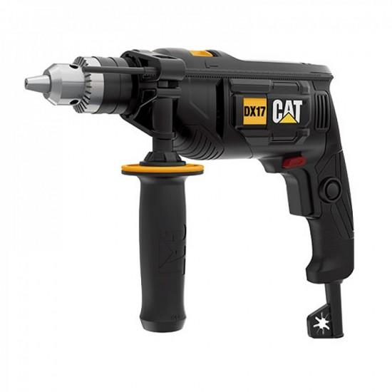 Електрическа ударна бормашина CAT DX17, 750 W
