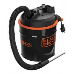 Прахосмукачка за пепел Black & Decker BXVC20MDE