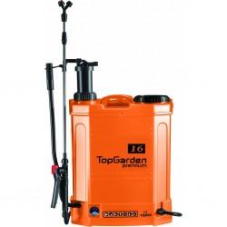 Комбинирана акумулаторна и ръчна пръскачка Top Garden Premium 16 л. 12 V / 8 Ah