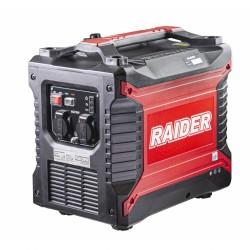 Бензинов инверторен генератор за ток Raider RD-GG10, 2.5 kW