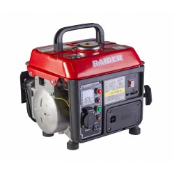 Бензинов генератор за ток Raider RD-GG08, 0.65 kW