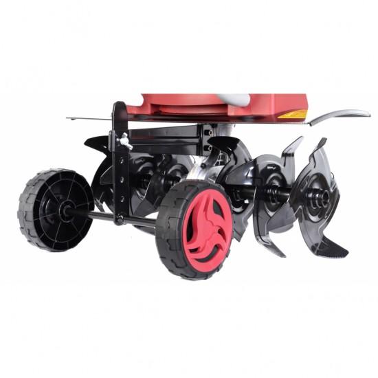 Eлектрическа фреза Raider RD-ET02, 1500 W, 45 см, с колела