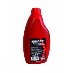 Двутактово масло Raider, полусинтетично 1 л.