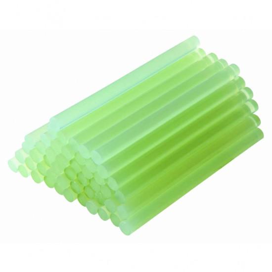 Силиконови пръчки за топло лепене Raider, прозрачни, Ø 7 х 200 mm, 8 бр.