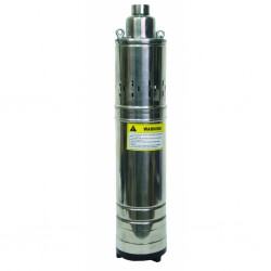 """Дълбочинна водна помпа Top Garden RD-WP34, винтова 750 W, 33 l/min, 1"""""""