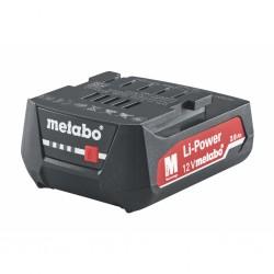 Акумулаторна батерия Metabo 12 V 2.0 Ah Li-Power