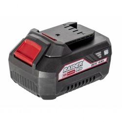 Акумулаторна батерия Raider R20 System, 20 V, 4.0 Ah, Li-ion