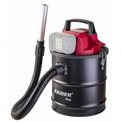 Акумулаторна прахосмукачка за пепел Raider RDP-SWC20, R20, Li-ion 15 л., Solo