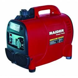 Бензинов инверторен генератор за ток Raide RD-GG05, 1 kW