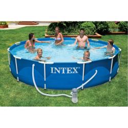Басейн  INTEX 28202NP Размери: 305 x 76 см.
